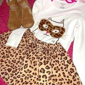 Carter's 4t Girls outfit 😍
